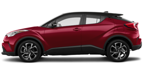 Toyota C-HR Style Hybrid aut